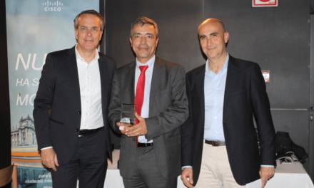 SCC, galardonado con el Premio Cisco Partner Summit España 2015 al Architecture Enterprise Networks Partner of the Year