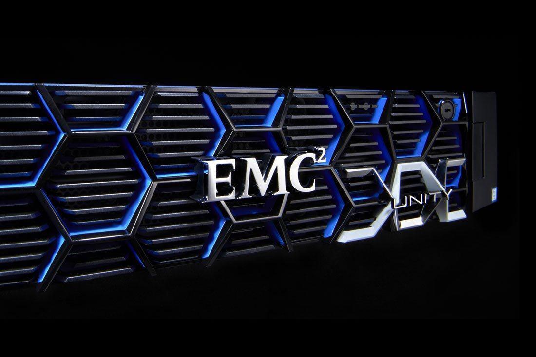 Almacenamiento EMC Unity
