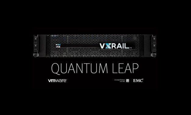 Consolidar la infraestructura TI con VxRail