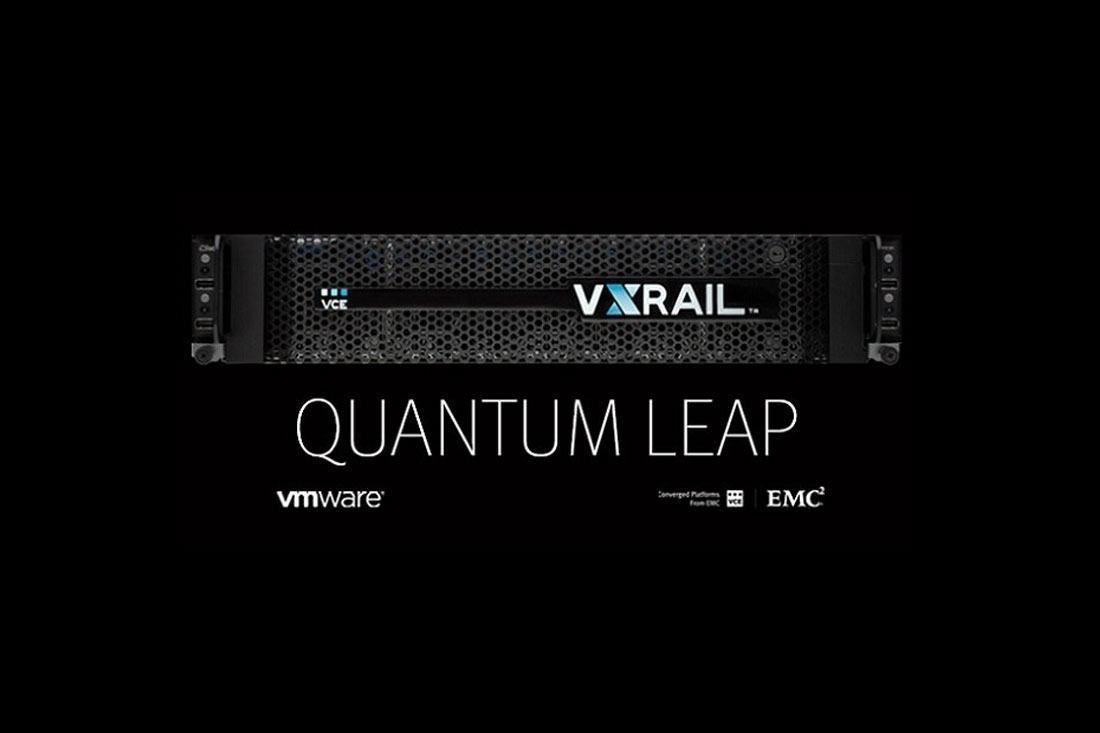 infraestructura TI con VxRail