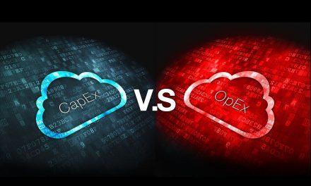 Cloud Computing: Paso de CAPEX a OPEX