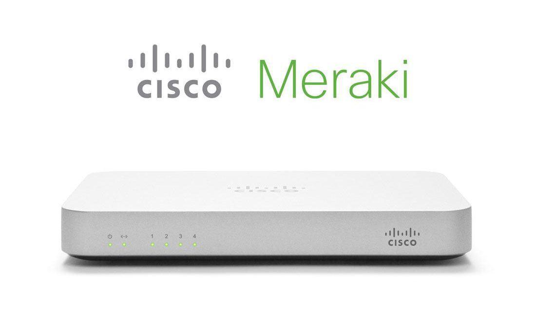¿Qué es Cisco Meraki?