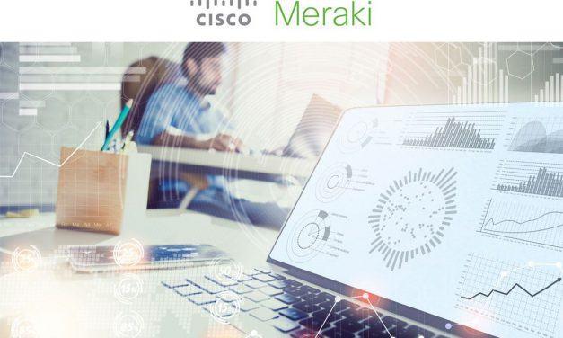 Cinco ventajas clave de Cisco Meraki