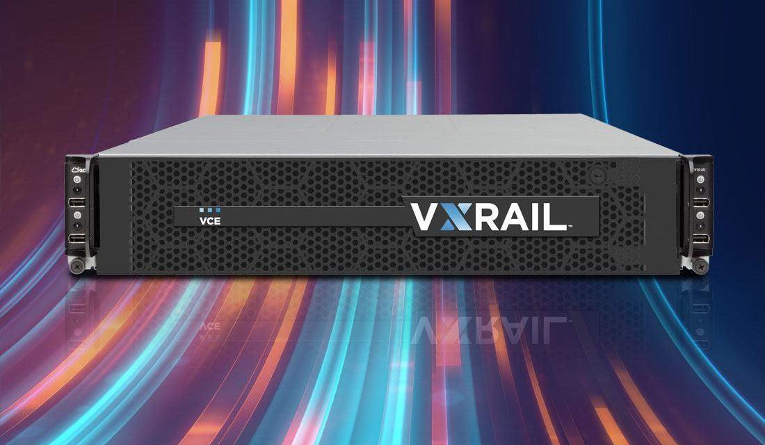 VxRail: la mejor suma de tecnologías para la hiperconvergencia