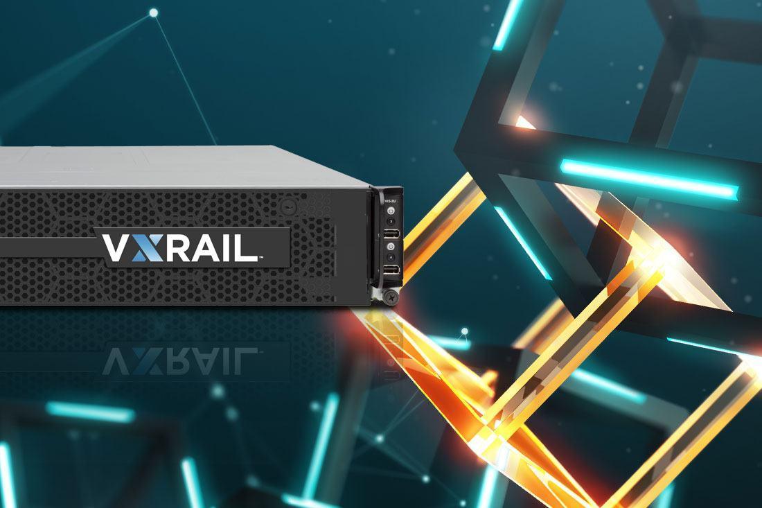 virtualizacion VXRAIL
