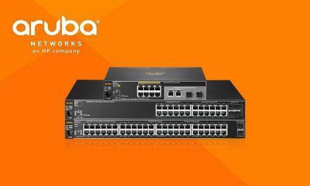 Los switches de Aruba Networks