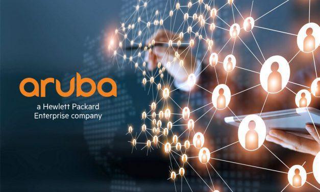 Aruba ofrece la mejor infraestructura inalámbrica para el Wi-Fi Social