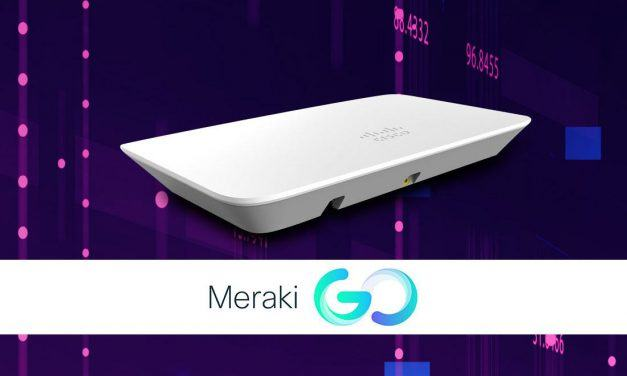 Cisco Meraki Go: WiFi de nivel para pymes