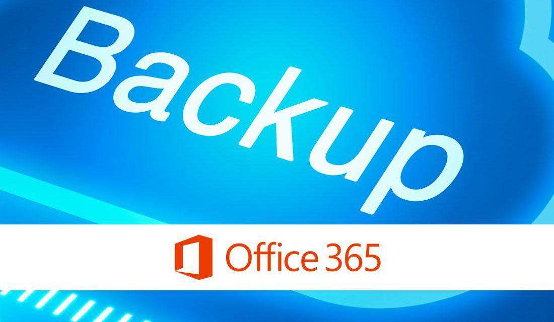 Backup as a service para Office 365