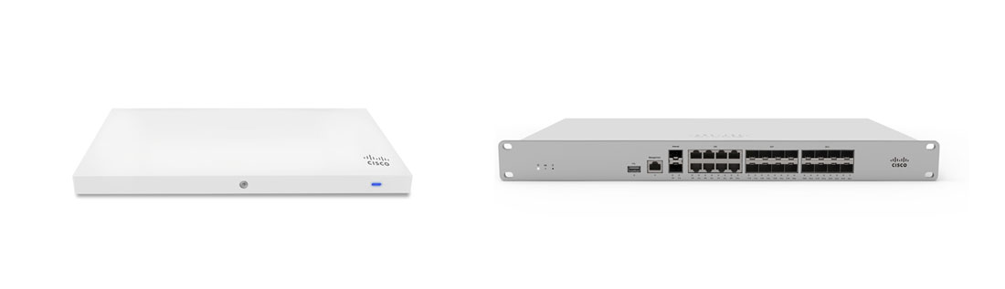 cisco umbrella Meraki MR y Meraki MX