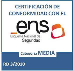 ENS Certificación SCC