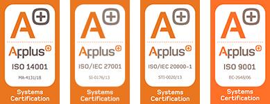 Applus Certificaciones SCC