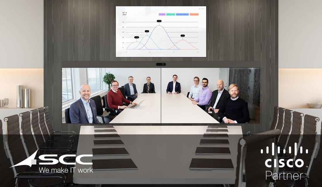 ¿Qué aporta el sistema Cisco Webex Desk Pro?