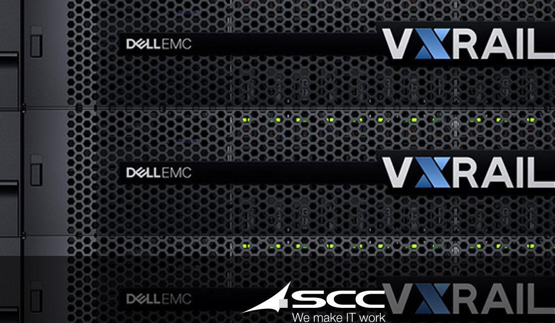 ¿Qué es Dell EMC VxRail y por qué lo necesitas?