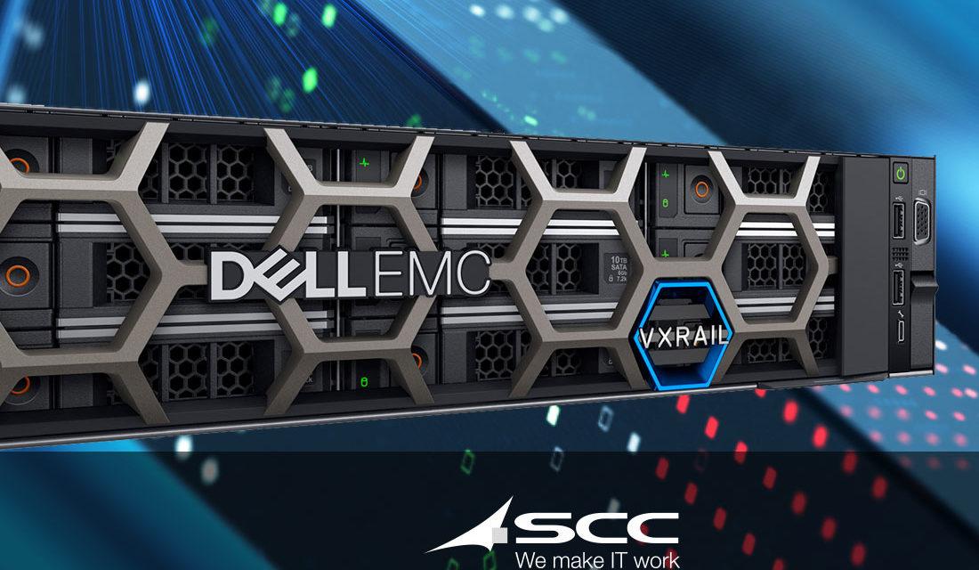 La solución Dell EMC VxRail, acelera la implementación de un data center definido por software VMware