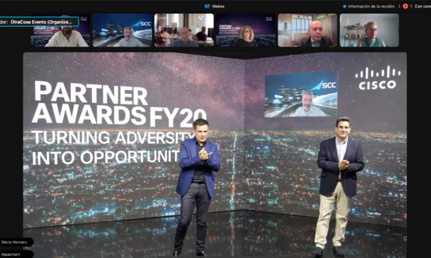 SCC: Customer Experience & Services Partner of the Year- Cisco